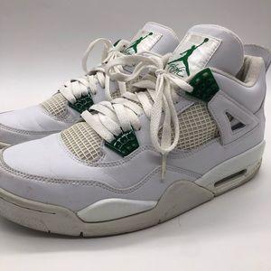2004 Nike Air Jordan 4 Retro OG Men Sz 10.5